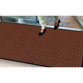 Prestige entrance matting - Chocolate - Choice of three sizes