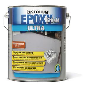 Quick drying floor coating