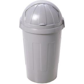 Large plastic bullet bin