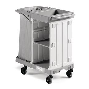 Maid service trolleys, suitable for 4 to 5 rooms