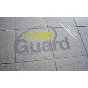 Decorating floor protection - Hard floor protection