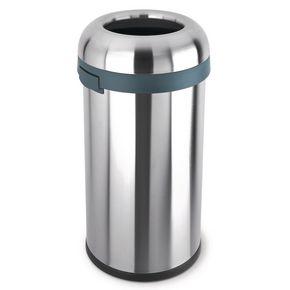 60 litre bullet open top rubbish bin
