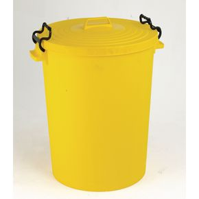 Light duty 110L dustbins