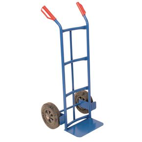 Traditional tubular handtruck, capacity 100kg