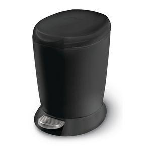 Simple Human mini plastic pedal bin