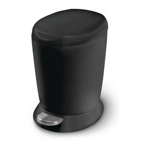 Simplehuman mini plastic pedal bin