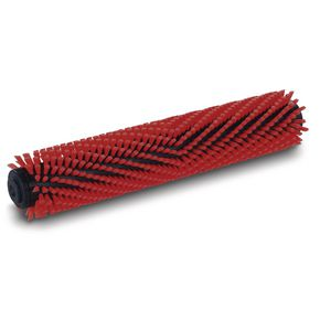 Karcher replacement red roller brush for professional scrubber drier