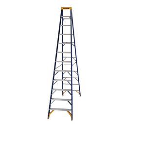 Glassfibre steps for industrial use - Swingback - Choice of five sizes