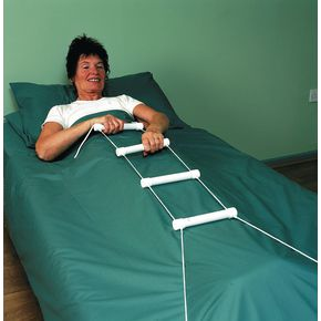 bed rope ladder for single or double beds 12 month guarantee. Black Bedroom Furniture Sets. Home Design Ideas