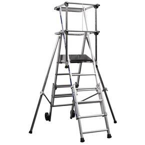 Telescopic work platforms - Choice of three heights