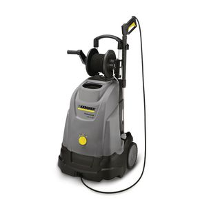 Karcher professional hot water pressure washer