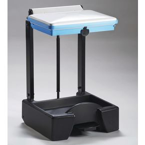 Plastic free standing sackholder