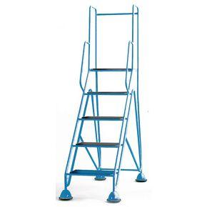 Mobile cup steps, EN131 compliant