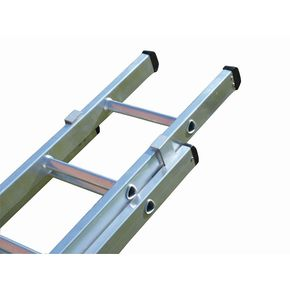 BS2037 Ladders for extra heavy duty industrial use - Two section