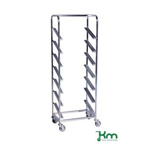 Konga slanted bin trolley