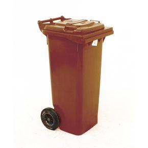 Wheelie bins 80L Brown
