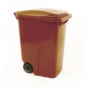 Wheelie bins 360L Brown