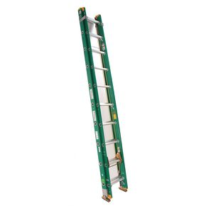 Trade glassfibre extension ladders