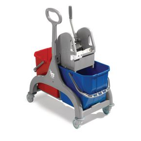 Nick - double mop trolley with wringer