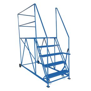 Single ended steel mobile access platforms