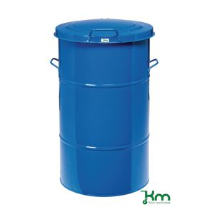 115L Konga fire retardant waste bins