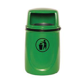 Ospray post/wall mounted litter bin