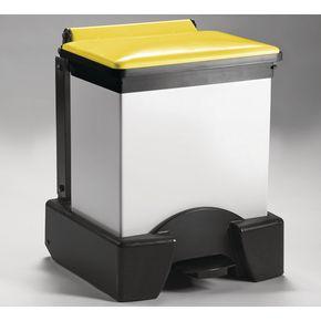 Plastic fire retardant sackholder