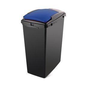 40L Recycling bin lids, blue