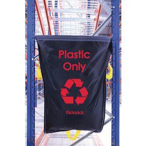 Racksack - Recycling waste sacks- For plastics
