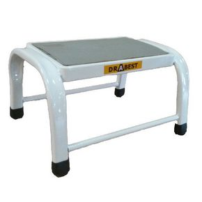 Steel step up stool