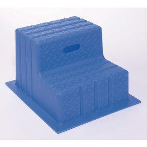 Lightweight Static Plastic Steps