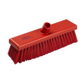 Sweeping broom head