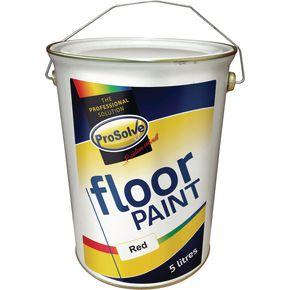 Prosolve floor paint