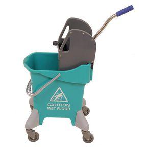 31L Deluxe press mop bucket