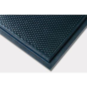 Ultimate heavy duty anti-fatigue rubber foam mats, 850 x 580mm