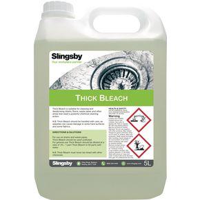 Thick bleach 2 x 5L
