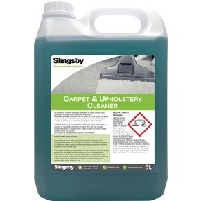 Carpet and upholstery cleaner 2 x 5L