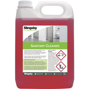Sanitary cleaner Pk 2 x 5L or 6 x 750ml