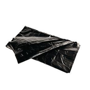 240L Wheelie bin sack, black