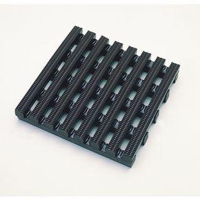Flexigrid® extra heavy duty slip resistant PVC matting, 0.91 x 10m