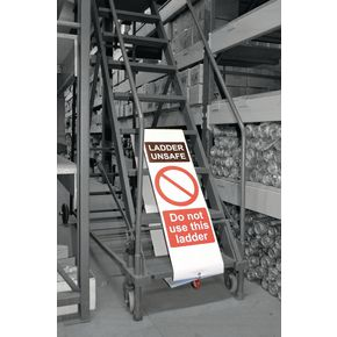 Ladder lockout