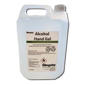 70% Alcohol hand gel 5L