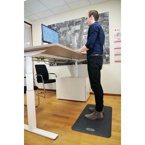 Anti-fatigue posture mats