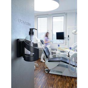Skipper™ wall mounted hand sanitiser station