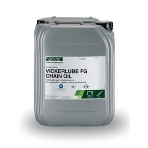 VICKERLUBE FG Chain oil (20 litre)- 20 litres