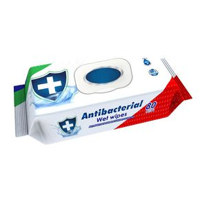 Anti- viral and anti-bacterial wipes