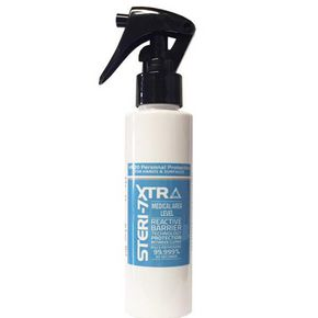 Steri-7 Xtra hand sanitiser and surface disinfectant mini-spray 100ml