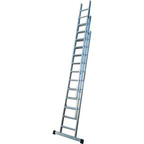 EN131-professional aluminium extension ladders