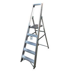 Heavy duty EN-131-Professional aluminium platform steps