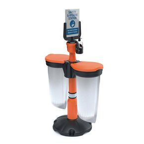 Skipper™ Safety Station (wash/waste)